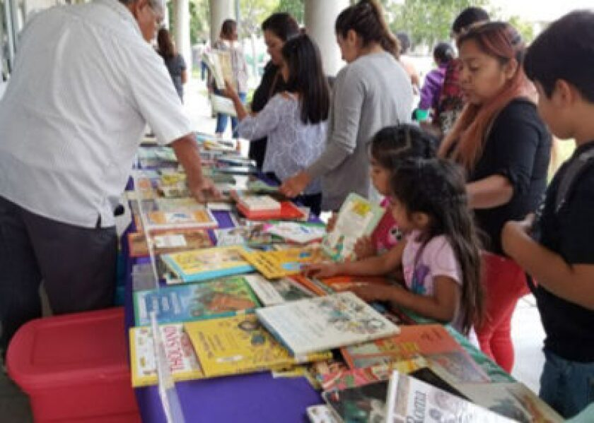 book giveaway Education Begins in the Home