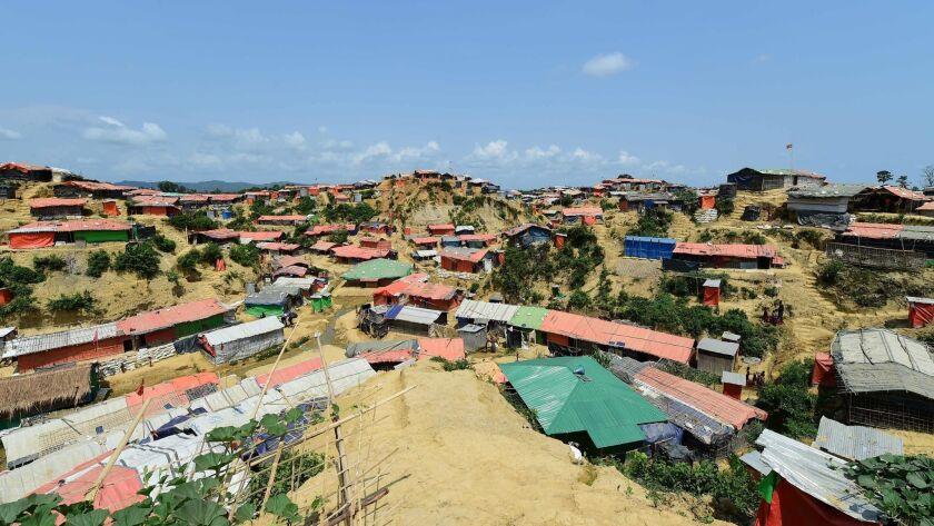 BANGLADESH-MYANMAR-UNREST-RAPE-ROHINGYA
