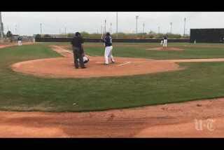 Padres' No.1 pick MacKenzie Gore dealing in spring training