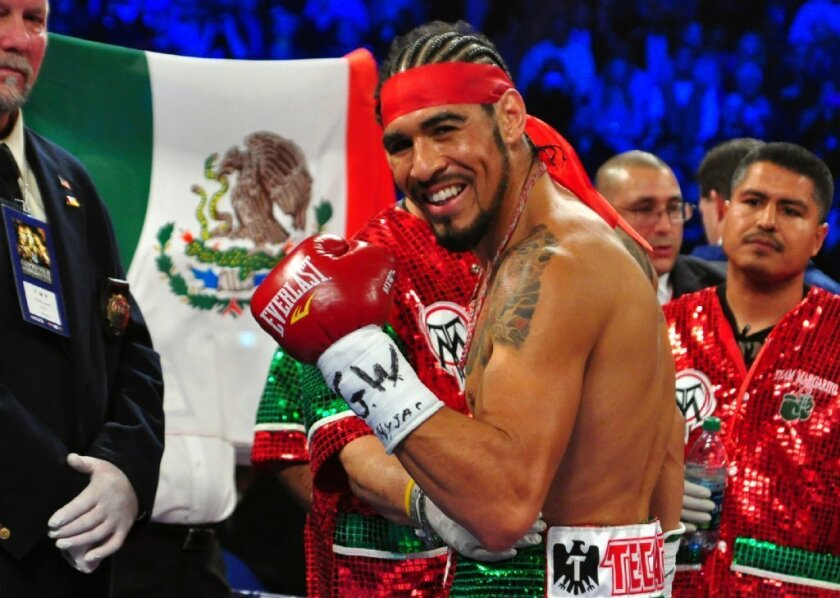 Antonio Margarito aún no se va; regresa al ring en septiembre