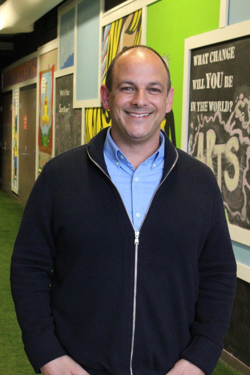 Matt D'Arrigo, CEO of ARTS (A Reason To Survive)