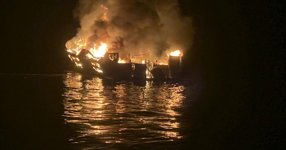Was the California boat fire a crime? Investigators search for answers