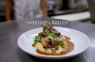 Jonathan Gold's Los Angeles: Shrimp & Grits