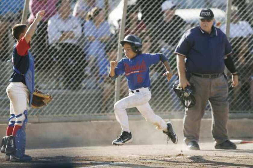 Walk-off homer lifts Burbank past Jewel City