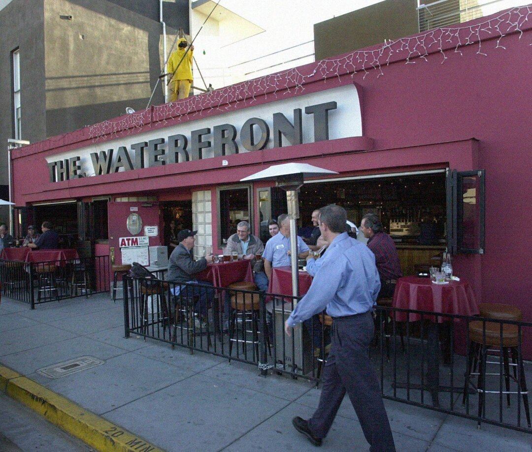 The Waterfront Bar on Kettner