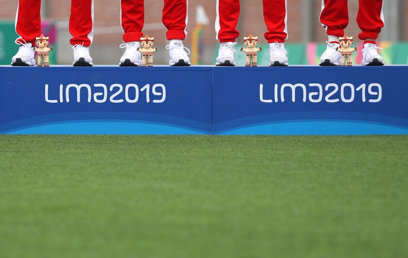 Lima 2019 Pan Am Games - Day 2