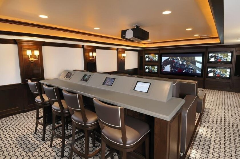 (Home Theater Designers in San Diego, Modern Home Systems)