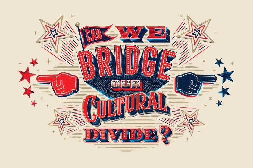 Illustration: Can we bridge our cultural divide?