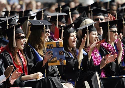 UC Riverside Graduation