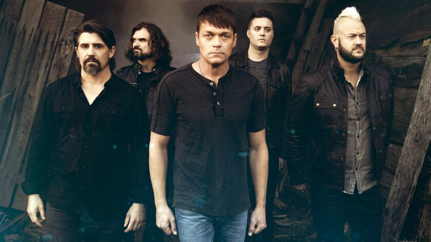3 Doors Down is one of several bands set to perform under the Fremont Street Experience canopy this summer during the Rock of Vegas concert series.