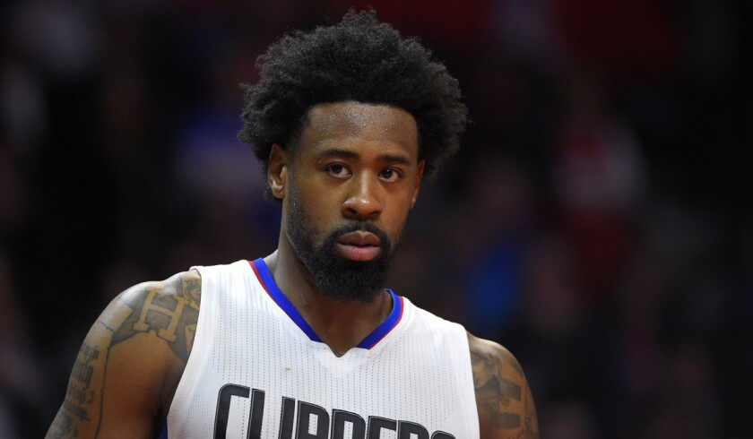 DeAndre Jordan says Clippers didn't have right mind-set in loss to Timberwolves