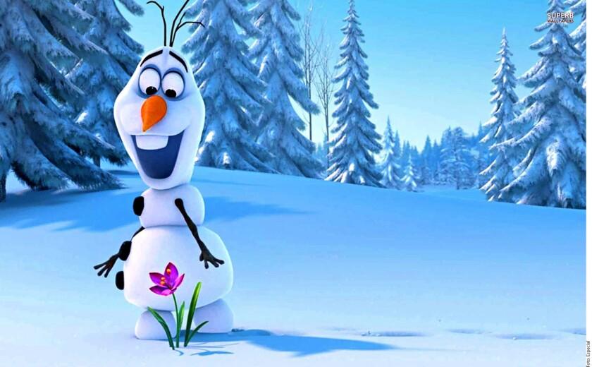 No más Olaf antes de Coco.