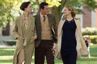 """Professor Marston and the Wonder Women"" review by Justin Chang"