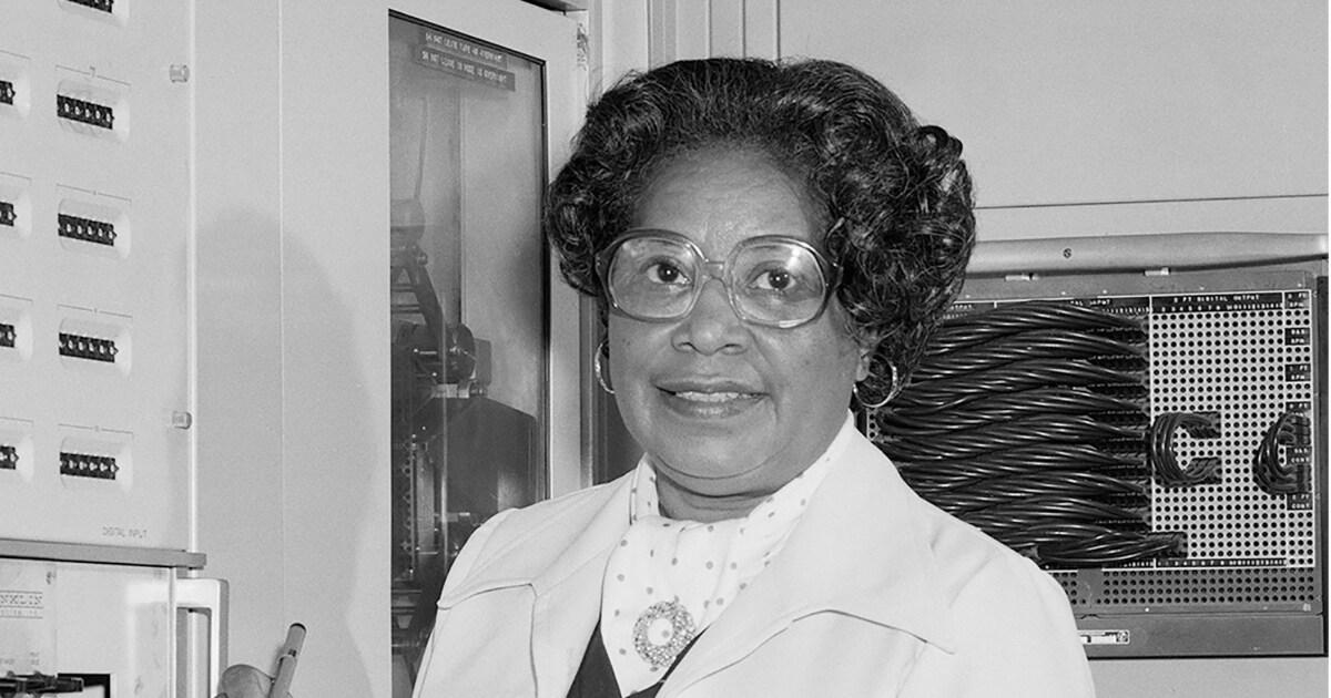 NASA headquarters to be renamed for Mary W. Jackson, one of its 'Hidden Figures'