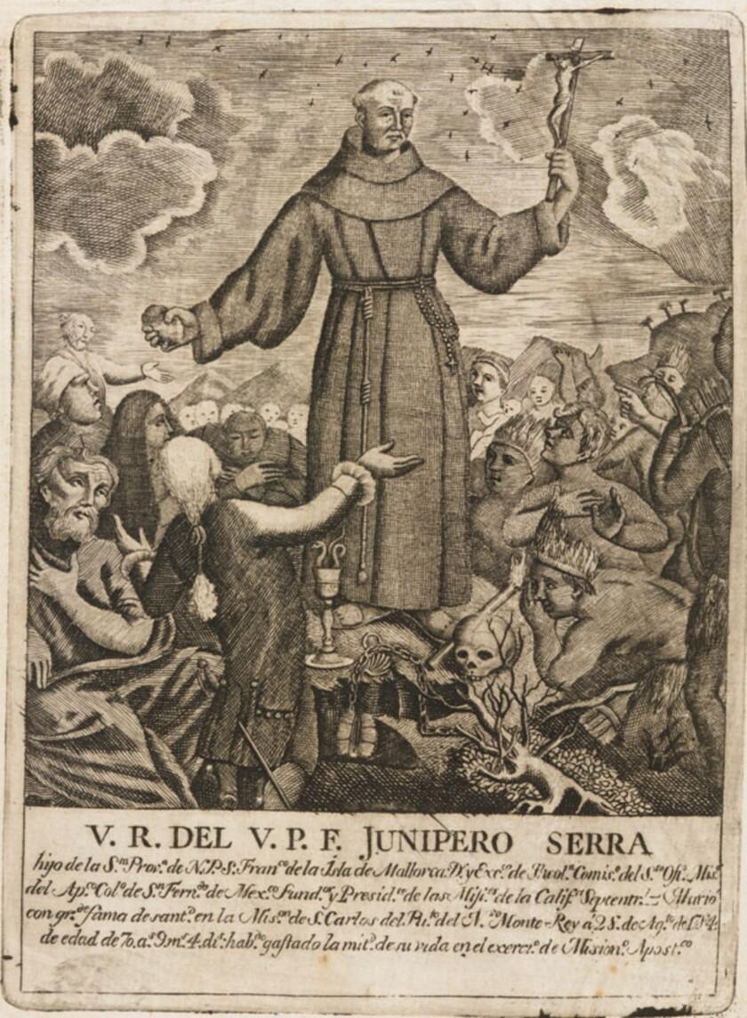 Junipero Serra.