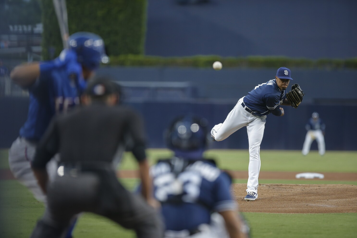 Padres' Reggie Lawson showing well in Arizona Fall League