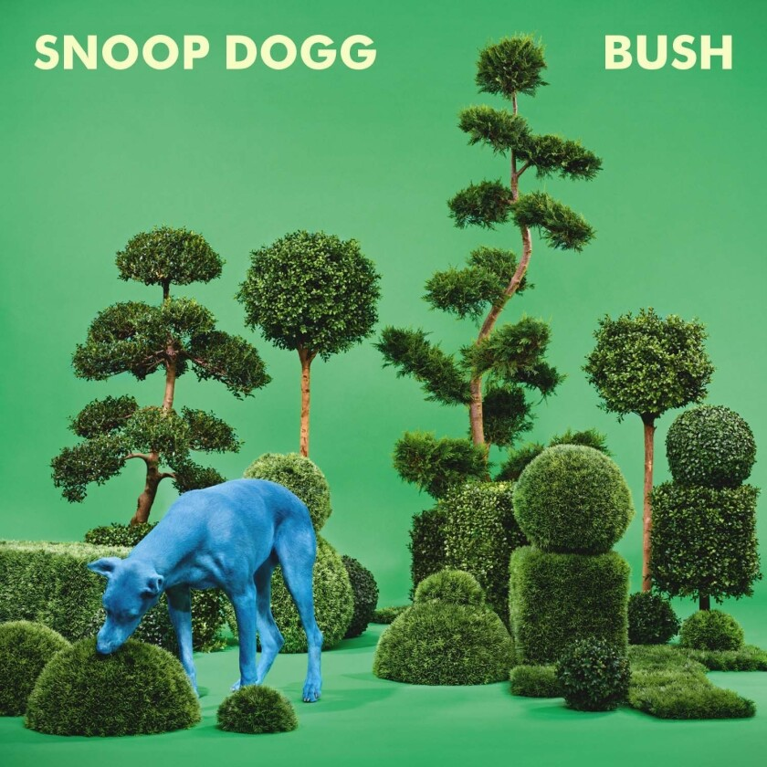 "Snoop Dogg ""Bush"" album cover"