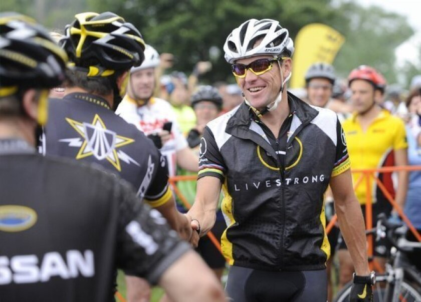 Lance Armstrong to admit to doping, multiple sources report