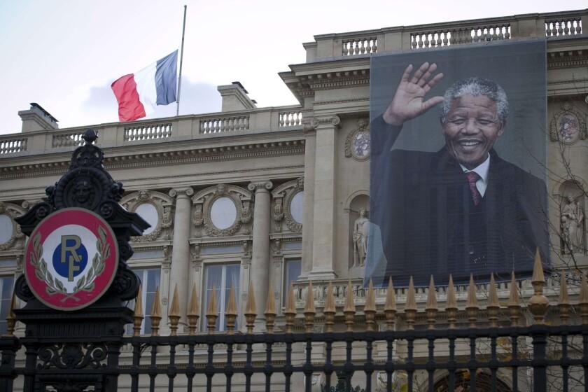 Nelson Mandela tributes