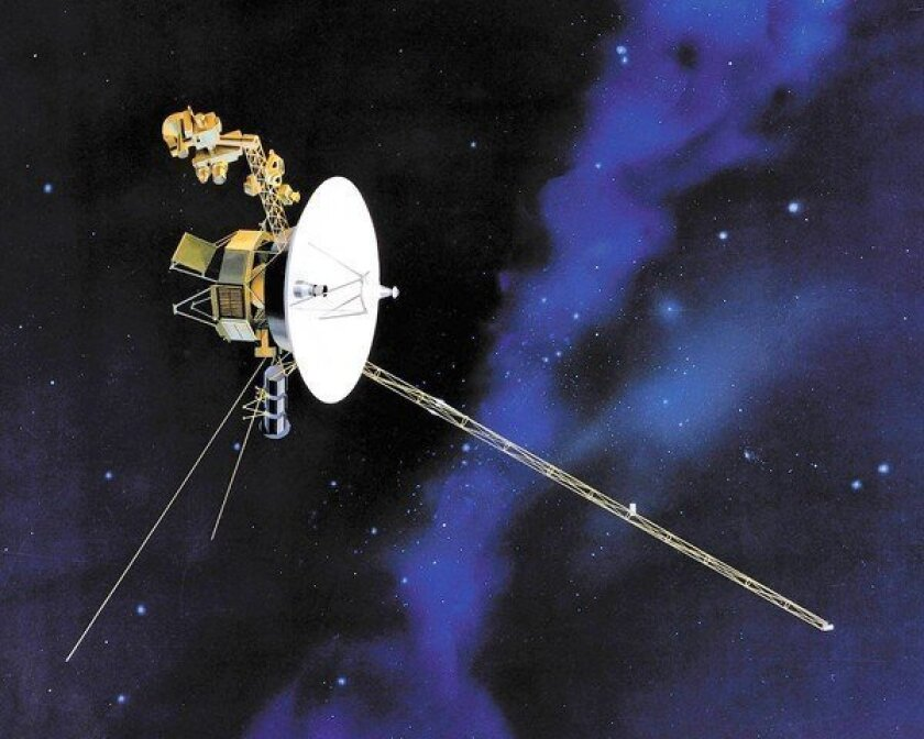 Voyager 1 finds a surprise at the edge of the solar system