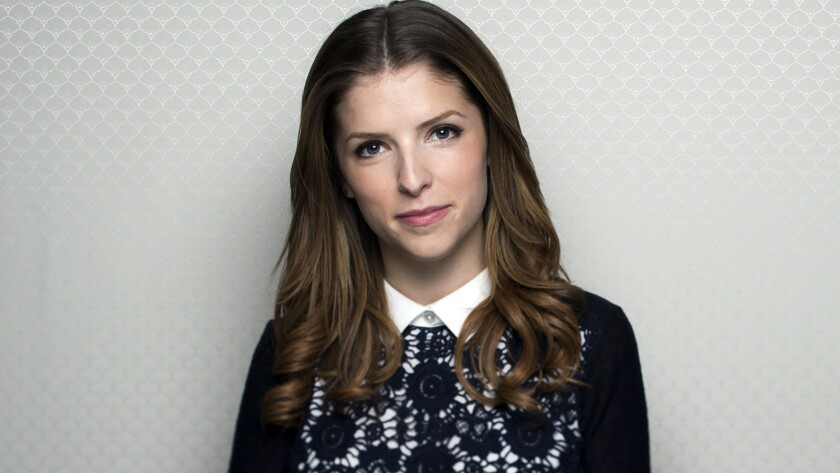 Anna Kendrick answers five questions on her fitness routine