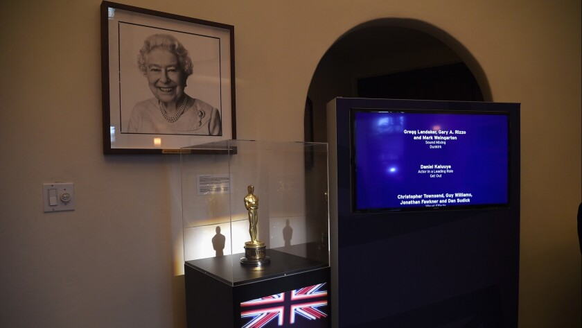 GREAT British Film Reception Honoring The British Nominees of The 90th Annual Academy Awards - Inside