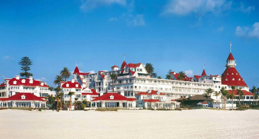 Hotel Del Coronado will host their annual father's day BBQ on the beach outside the hotel this year with live music from Gary Sinise and the Lt. Dan Band. (Courtesy photo)