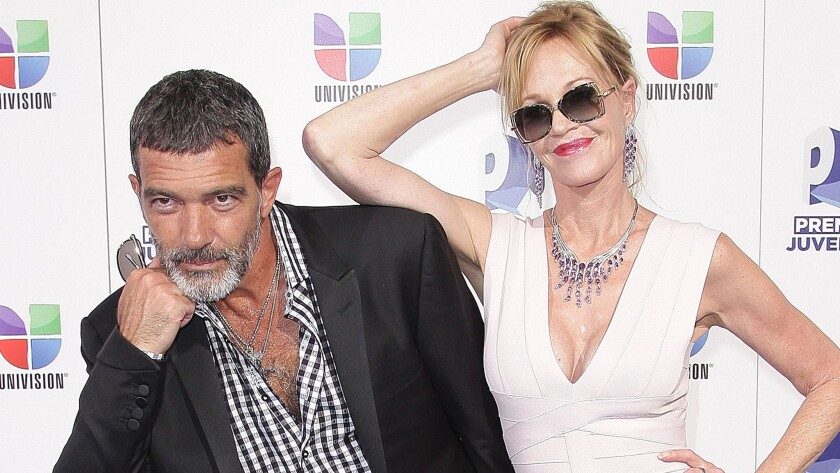 Antonio Banderas and Melanie Griffith finalize their divorce.