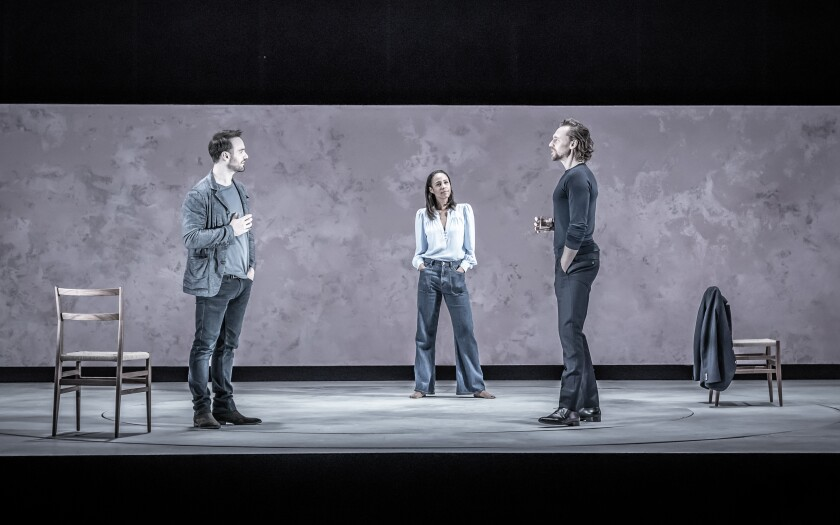 """Betrayal"" on Broadway with Tom Hiddleston"