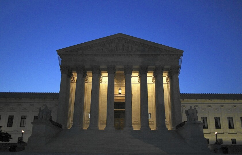 High court hears case on 401(k) fees