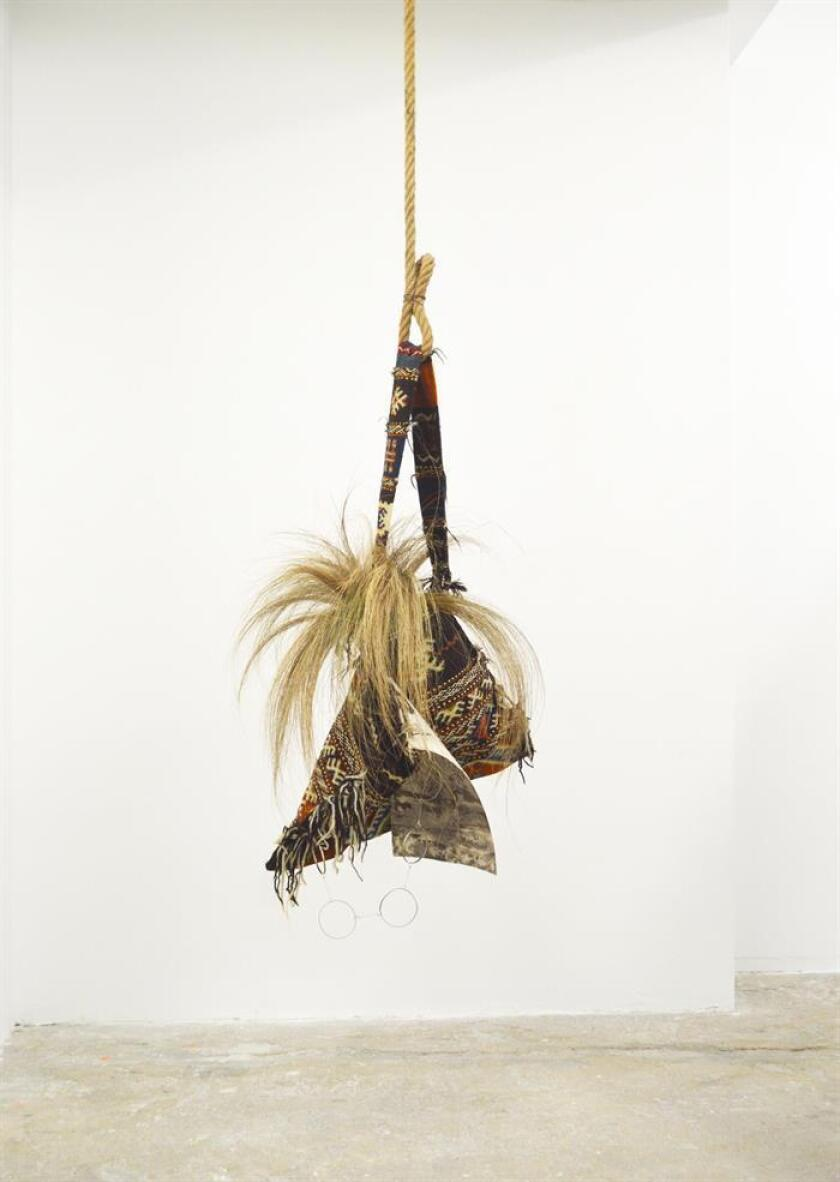 El artista español Javier Arce llama a la pausa en su muestra de Nueva York