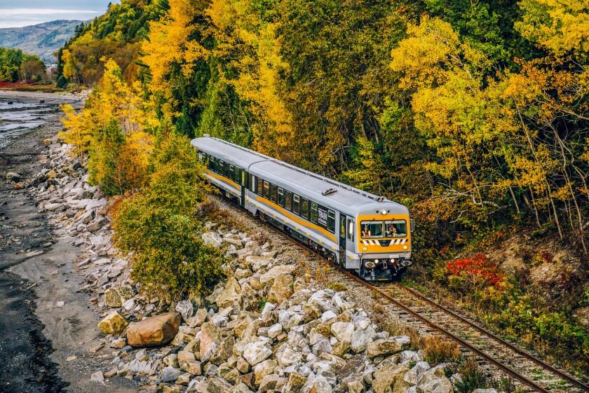 Quebec train