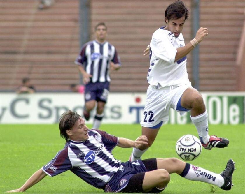 La anterior participación de Talleres en la Copa Libertadores fue en la edición de 2002, en la que fue eliminado en la fase de grupos. En la imagen el registro de otra de las actuaciones del Talleres de Córdoba de Argentina. EFE/Archivo