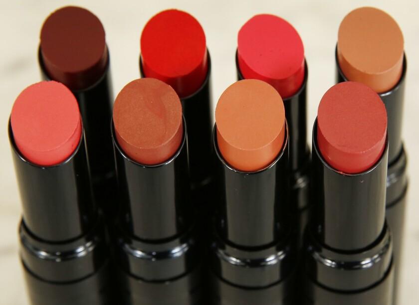 SANTA MONICA, CA – May 8, 2018: Color Intense Lipstick at Beautycounter where CEO & Founder Gregg