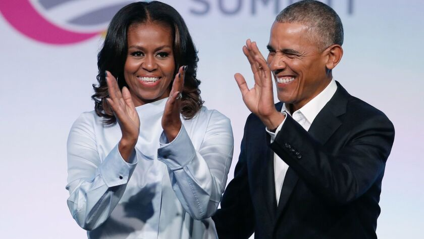 The Obamas will produce the Netflix shows through their production entity, Higher Ground Productions.