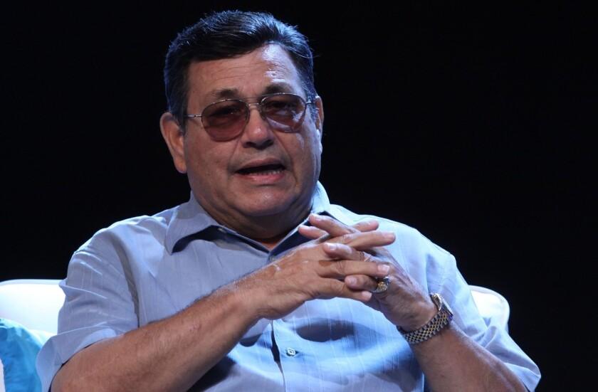 Abel Quintanilla, padre de la desparecida cantante Selena.