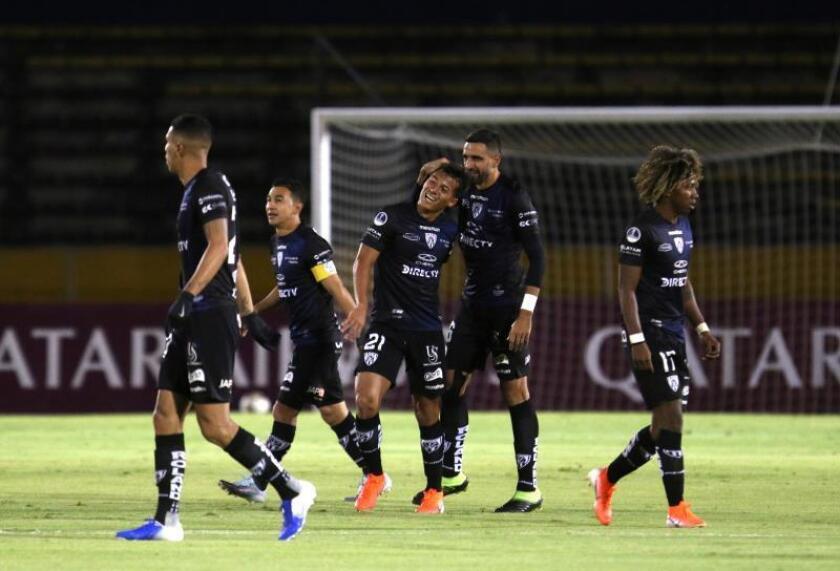 """Independiente recibe en cuartos a su tocayo ecuatoriano en medio del """"caos"""""""