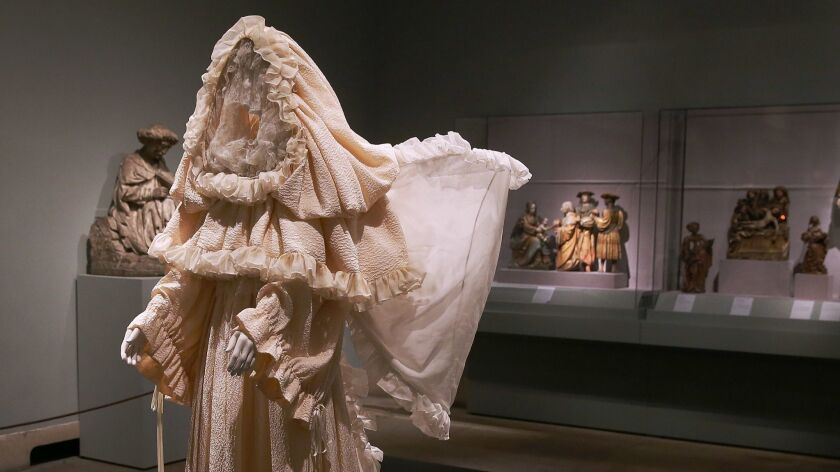 Heavenly Bodies: Fashion & The Catholic Imagination Costume Institute Gala - Press Preview