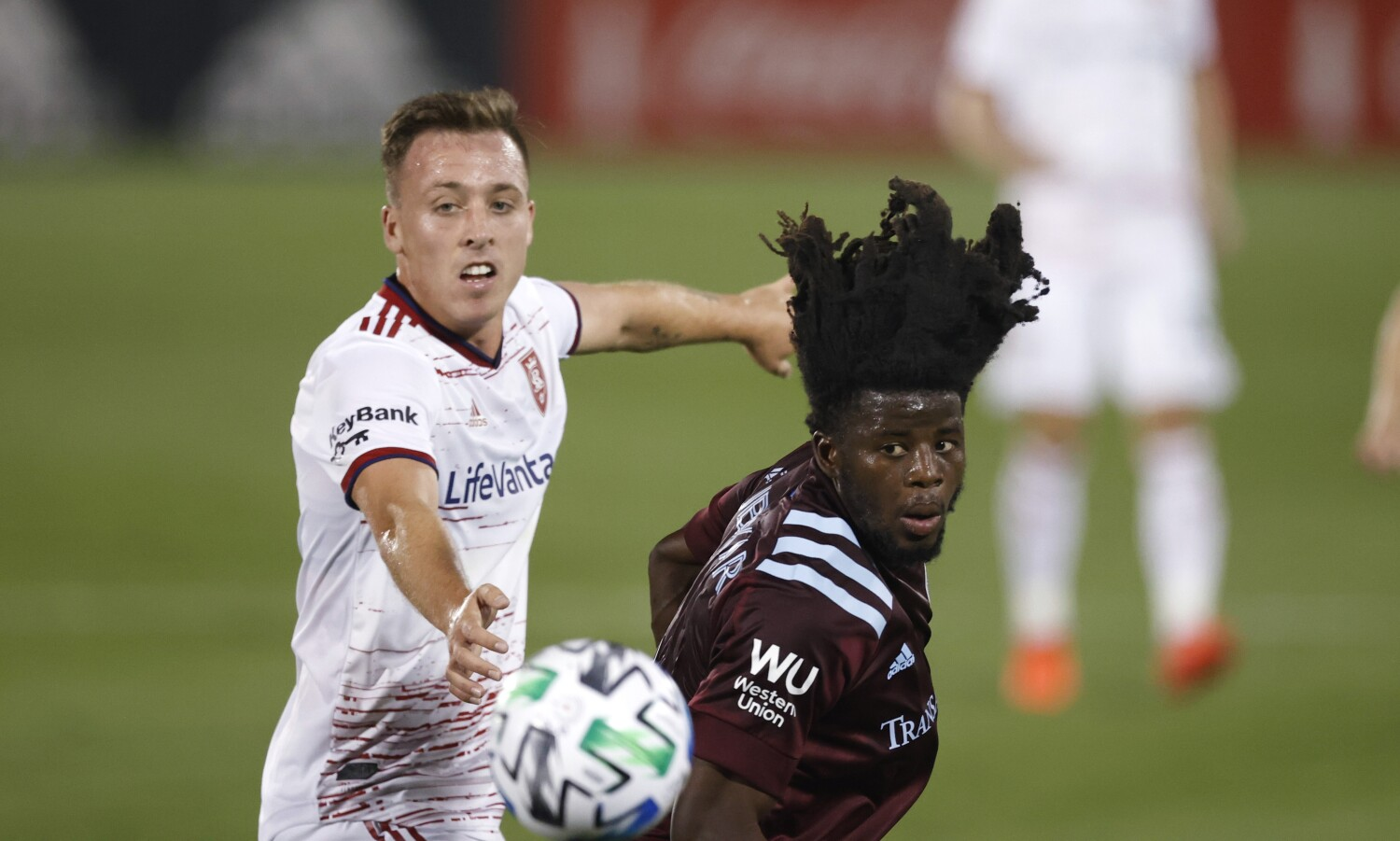 LAFC adds two versatile players, trading for Corey Baird and signing Kim Moon-hwan