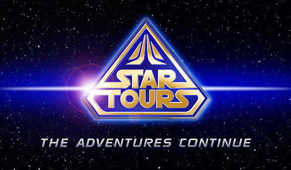 Star Tours: The Adventure Continues reboots the 1980s-era simulator ride at Disneyland in California and Disney's Hollywood Studios in Florida.