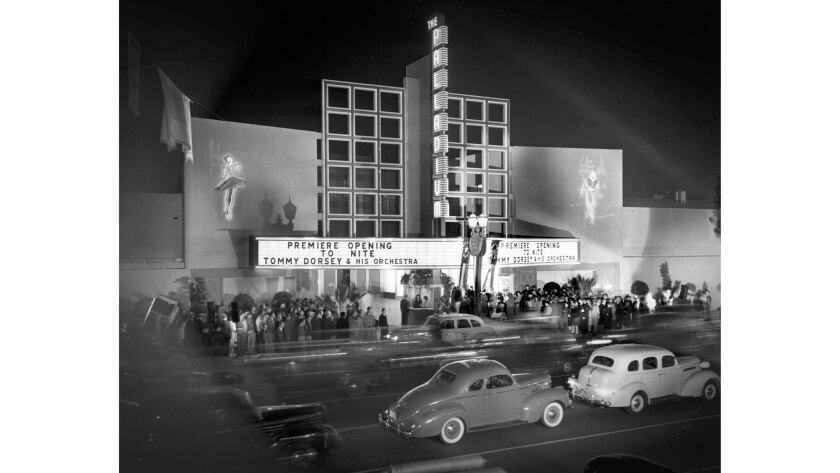 Oct. 31, 1940: Opening of the Hollywood Palladium.