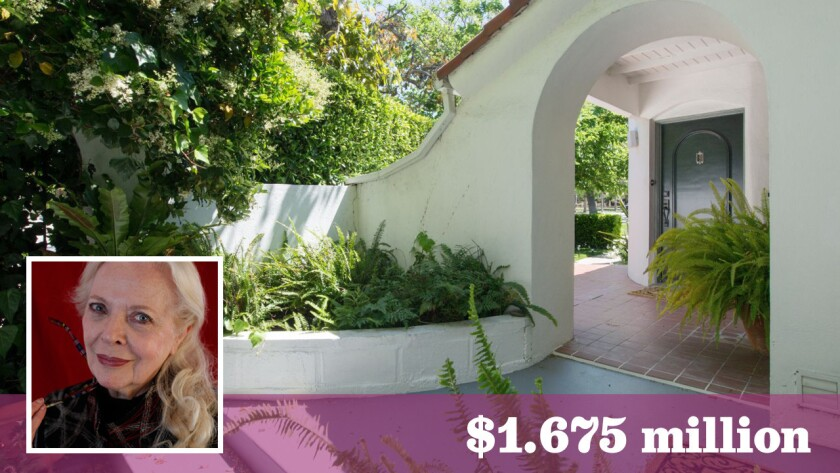 Hot Property | Barbara Bain