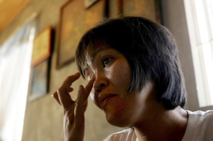 Gorgonia Torres lives in a poor part of the Philippine city of San Fernando. After her husband's death in a 2005 ambush in Iraq, she was eligible for about $300,000 in compensation but didn't know it until a reporter told her two years later. Video »
