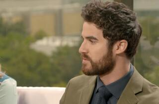 Darren Criss on being a part of the Ryan Murphy orbit
