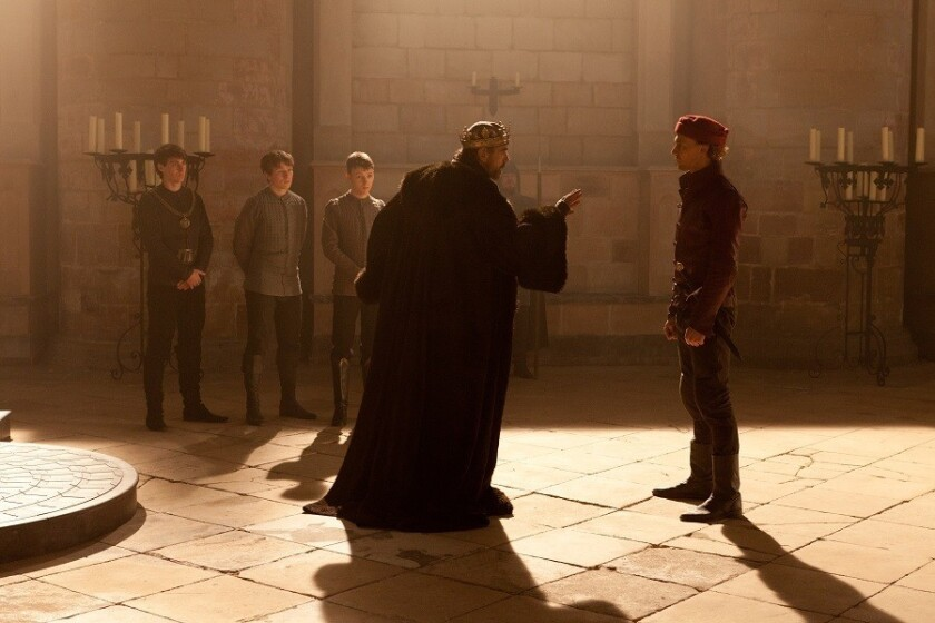 """A scene from """"Henry IV Part One"""""""