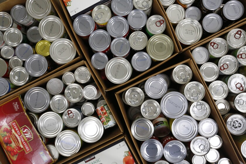Holiday food and gift drives are gearing up for Thanksgiving and beyond.