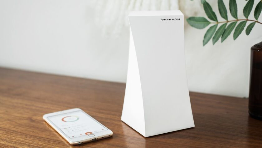 Gryphon combines a high performance Wi-Fi router and easy to use smartphone app to make it easier for parents to manage the connected home.