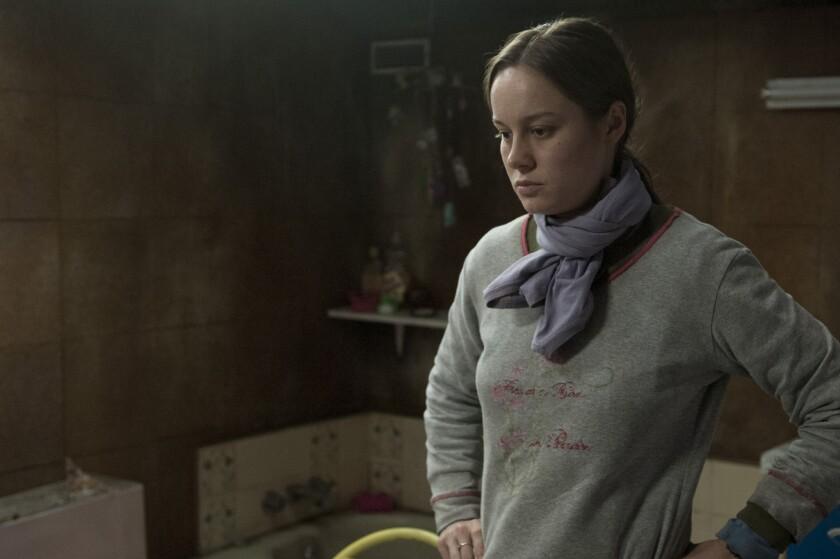 Brie Larson in 'Room'