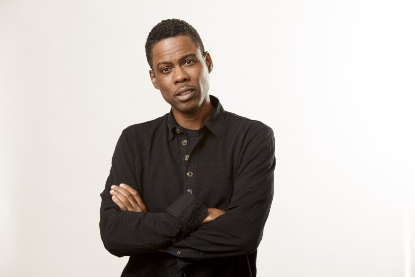 Comedian Chris Rock has been posting selfies when he gets pulled over by police, prompting conversations about racial profiling.