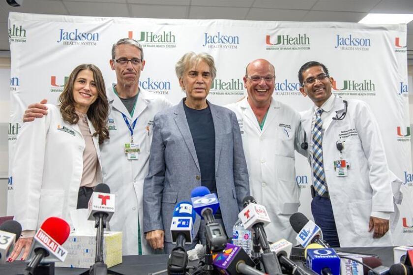 El Puma anuncia disco, gira y serie en reaparición tras trasplante pulmonar